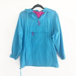 Eddie Bauer Vintage Windbreaker Pullover Jacket